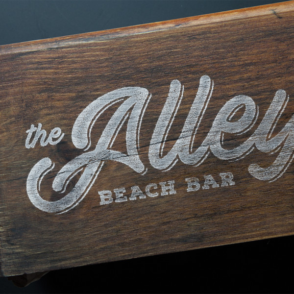 The Alley Beach Bar